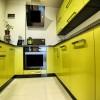 Meble kuchenne śląsk - kuchnia limonka połysk