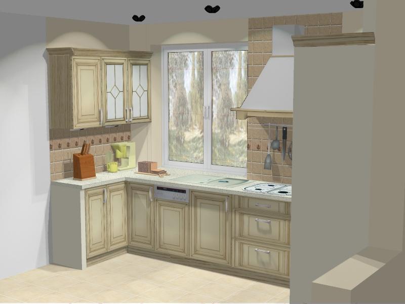 Projekty  Meble kuchenne śląsk – Drewdom Kuchnie Będzin, śląsk  Page 4 # Kuchnia Drewniana Krakpol