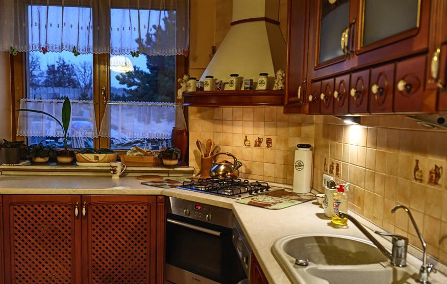 Kuchnie klasyczne  Meble kuchenne śląsk -> Kuchnia Na Wymiar Cena Śląsk