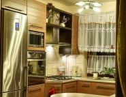 Meble kuchenne śląsk - kuchnia MDF fino