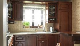Kuchnie na wymiar Będzin - kuchnie drewniane