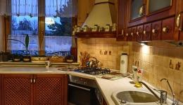 Meble kuchenne na wymiar śląsk - piekarnik narożny